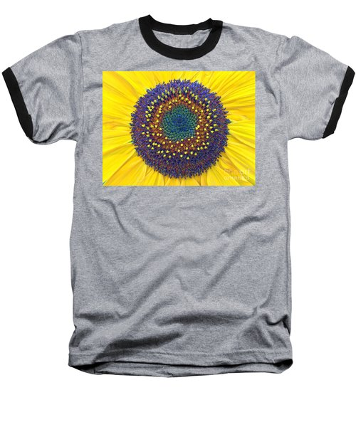Summer Sunflower Baseball T-Shirt