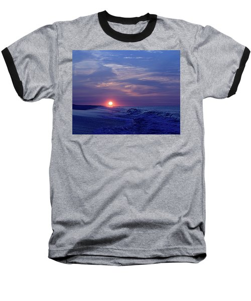 Summer Sunrise I I Baseball T-Shirt