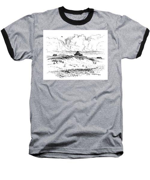Summer Thunderheads Baseball T-Shirt
