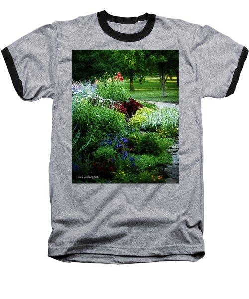 Summer View Baseball T-Shirt