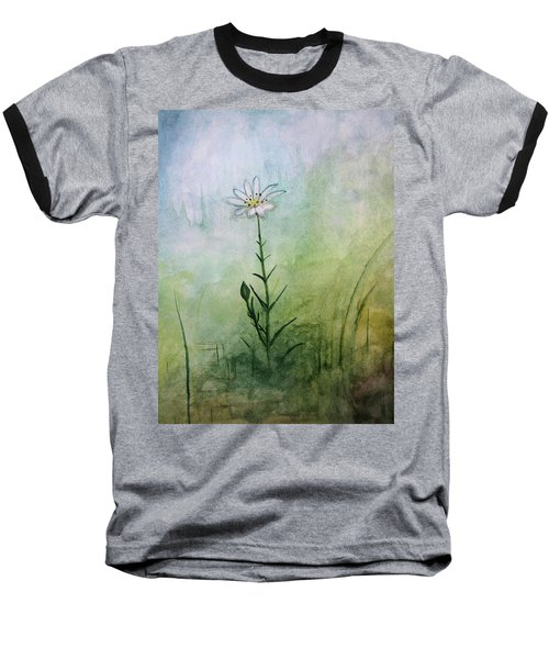 Summer Wildflower Baseball T-Shirt