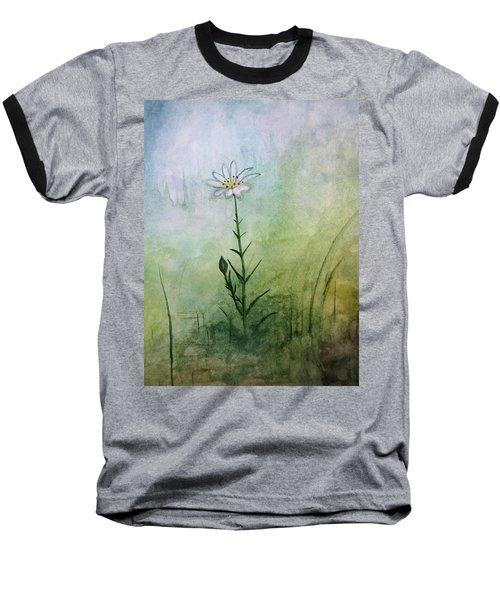 Summer Wildflower Baseball T-Shirt