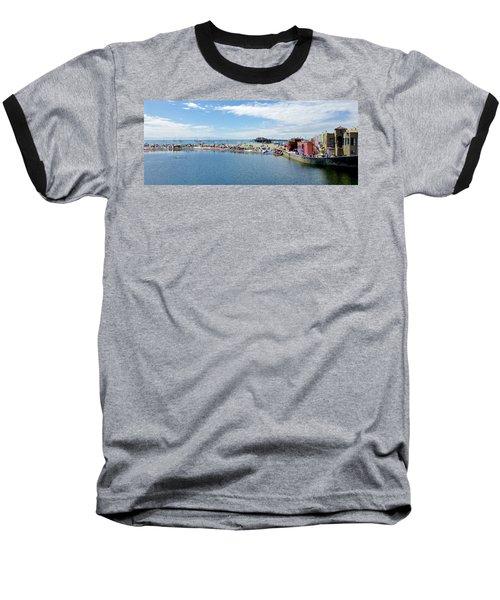 Summers End Capitola Beach Baseball T-Shirt