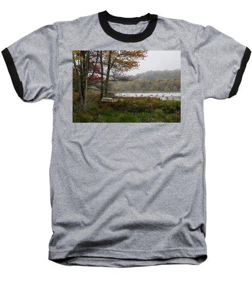 Summers End Baseball T-Shirt