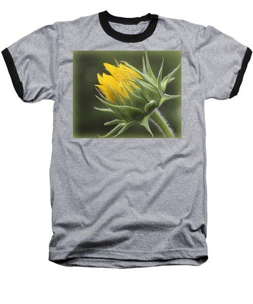 Summer's Promise - Sunflower Baseball T-Shirt