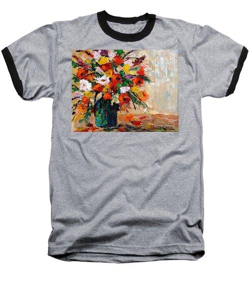 Summer's Riot Baseball T-Shirt