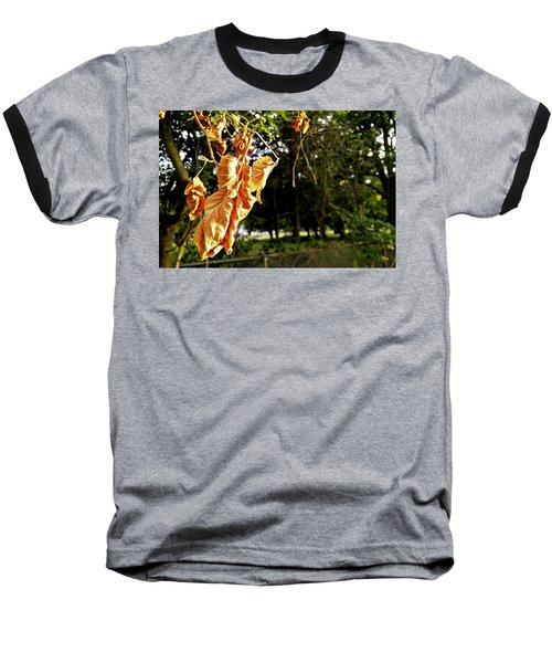 Baseball T-Shirt featuring the photograph Summer's Toll by Robert Knight