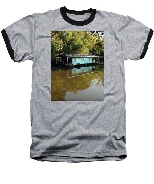 Baseball T-Shirt featuring the photograph Summertime by Helen Haw