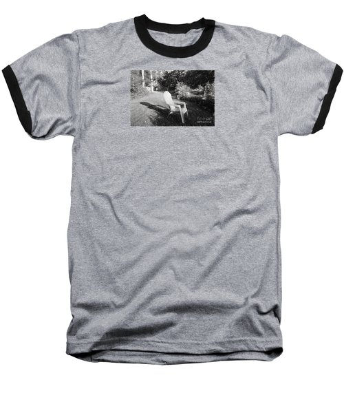 Baseball T-Shirt featuring the photograph Summertime by Mim White