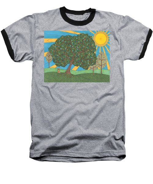 Summertime Baseball T-Shirt