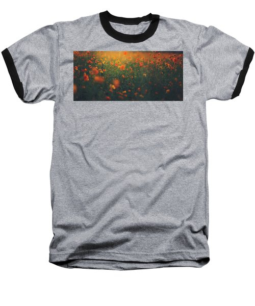 Baseball T-Shirt featuring the photograph Summertime by Shane Holsclaw