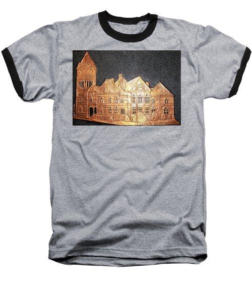 Sumter County Courthouse - 1897 Baseball T-Shirt