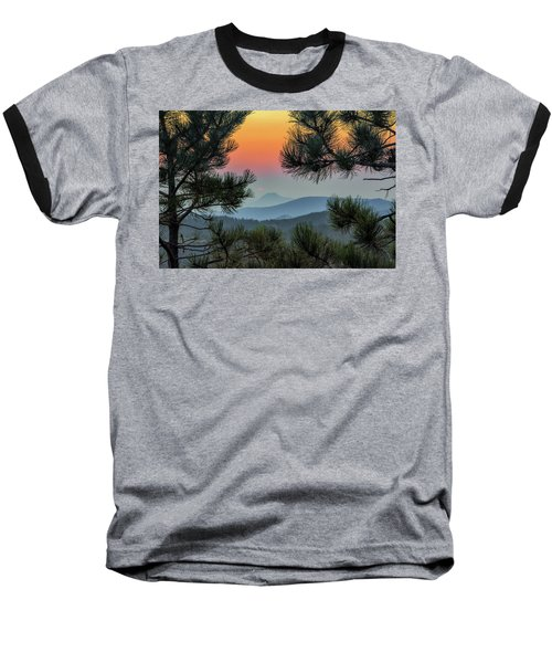 Sun Appears Baseball T-Shirt