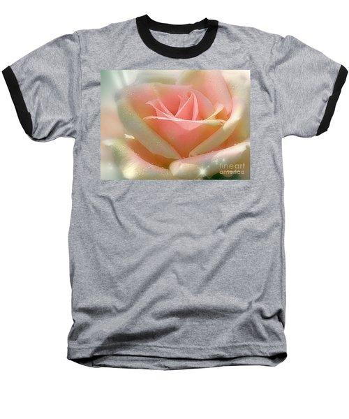 Sun Blush Baseball T-Shirt