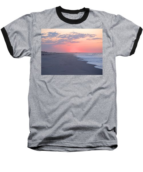 Baseball T-Shirt featuring the photograph Sun Brightened Clouds by  Newwwman
