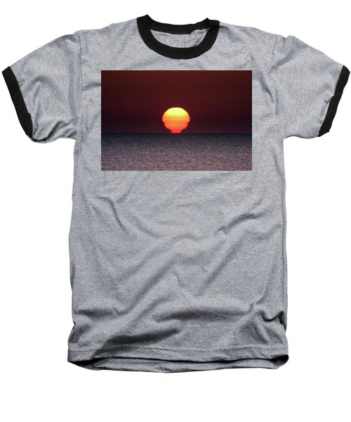 Baseball T-Shirt featuring the photograph Sun by Bruno Spagnolo