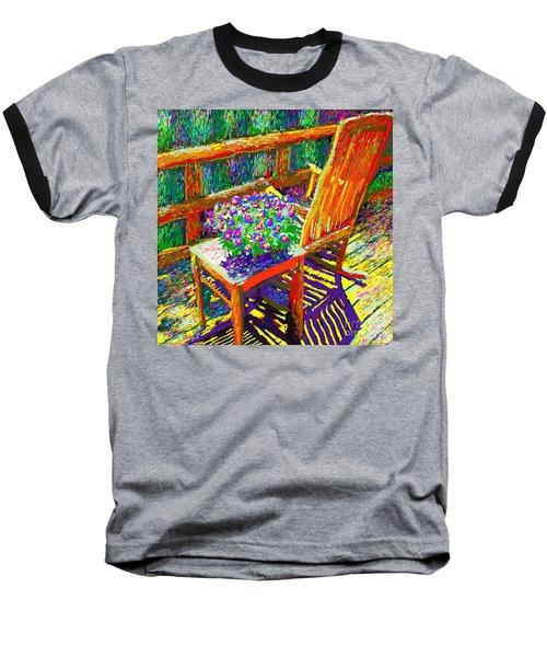 Sun Dance On Deck Baseball T-Shirt
