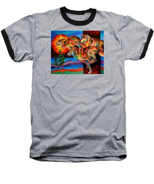 Sun Dance Baseball T-Shirt
