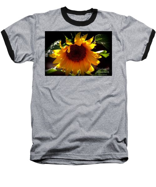 Sun Dancer Baseball T-Shirt