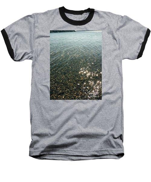 Sun Dances Baseball T-Shirt