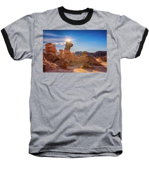 Sun Dog Baseball T-Shirt