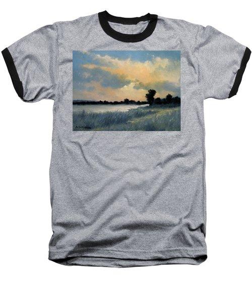 Sun Down Baseball T-Shirt