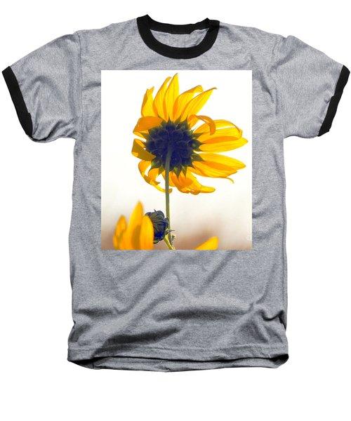Sun Flower 101 Baseball T-Shirt