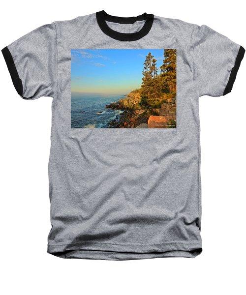 Sun-kissed Coast Baseball T-Shirt