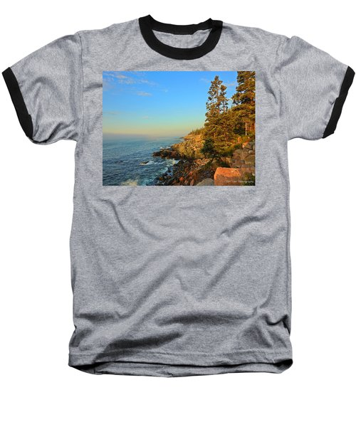 Sun-kissed Coast Baseball T-Shirt