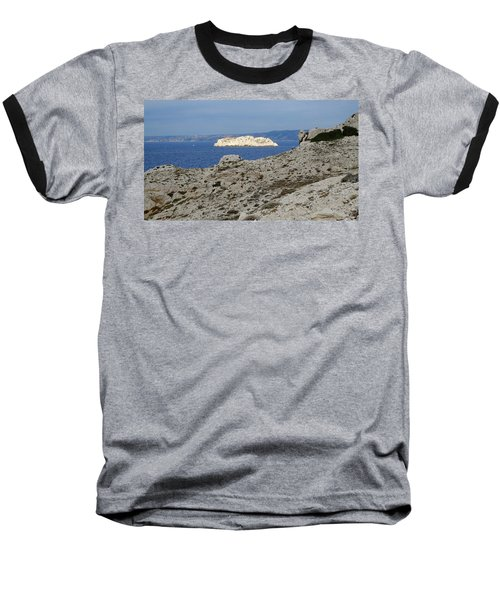 Sun Kissed Island Baseball T-Shirt
