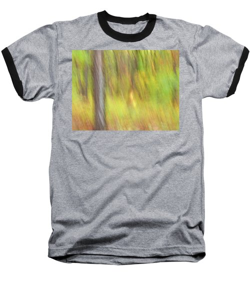 Sun Kissed Tree Baseball T-Shirt
