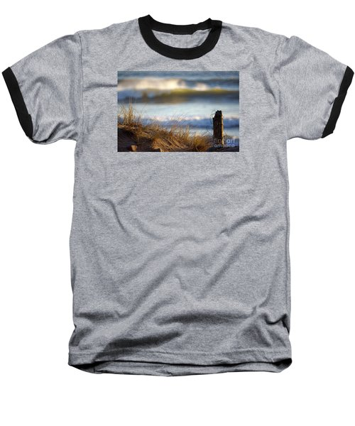 Sun Kissed Waves Baseball T-Shirt