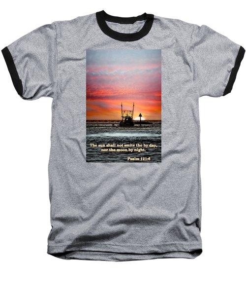 Sun Nor Moon Baseball T-Shirt