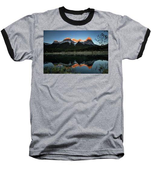 Sun Peaks Baseball T-Shirt