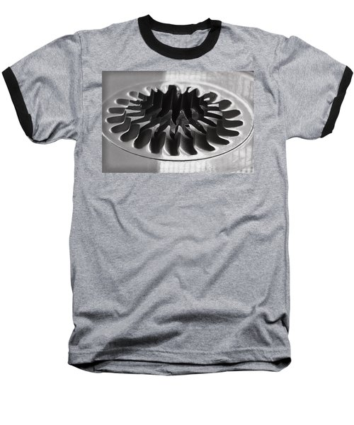 Sun Punch Baseball T-Shirt by Susan Stone