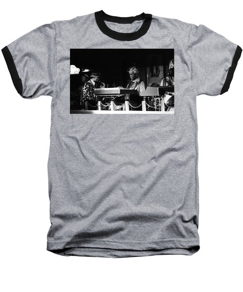 Sun Ra Arkestra At The Red Garter 1970 Nyc 31 Baseball T-Shirt