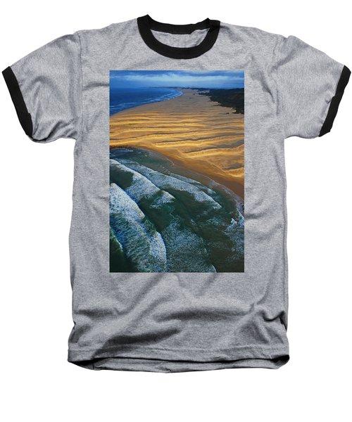 Sun Rise Coast  Baseball T-Shirt
