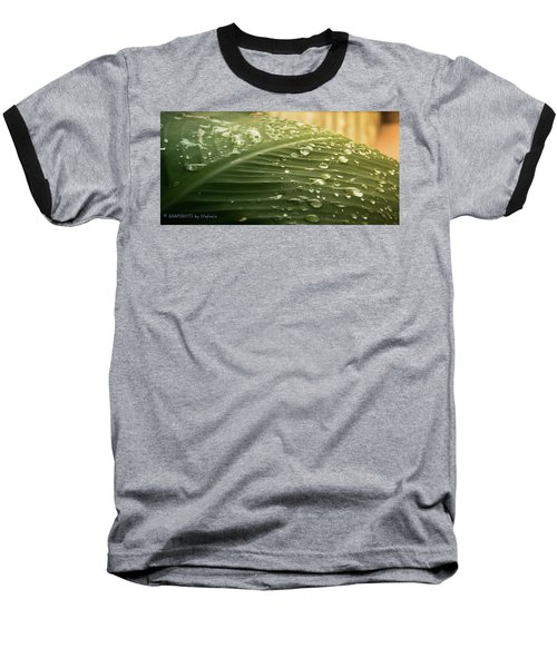 Sun Shower Baseball T-Shirt by Stefanie Silva