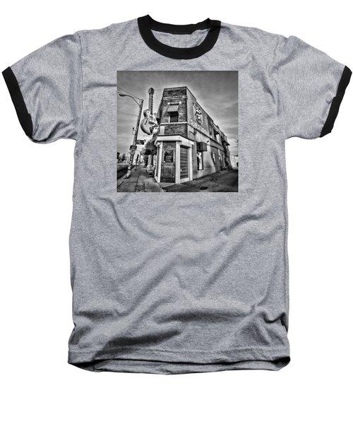 Sun Studio - Memphis #2 Baseball T-Shirt by Stephen Stookey