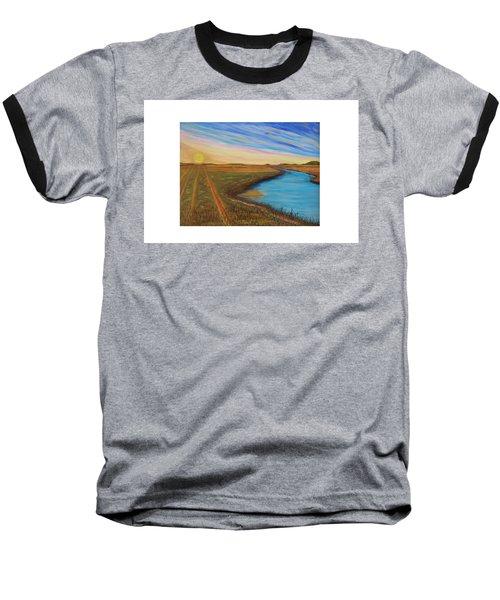 Sun Up Baseball T-Shirt