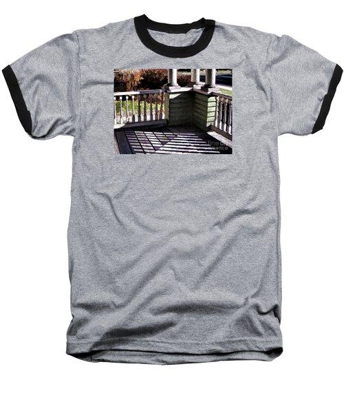 Sun Writ Baseball T-Shirt by Betsy Zimmerli