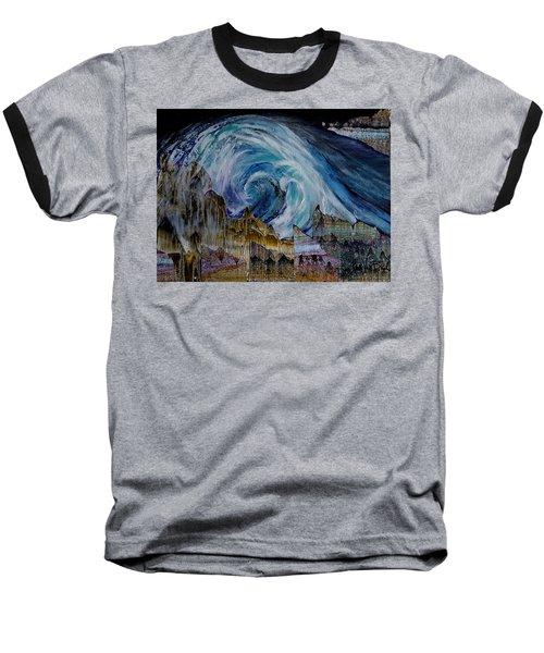Sunami  Baseball T-Shirt