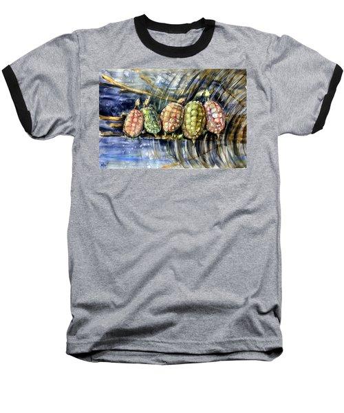 Sunbath Baseball T-Shirt