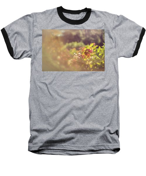 Sunbathe Morning Baseball T-Shirt