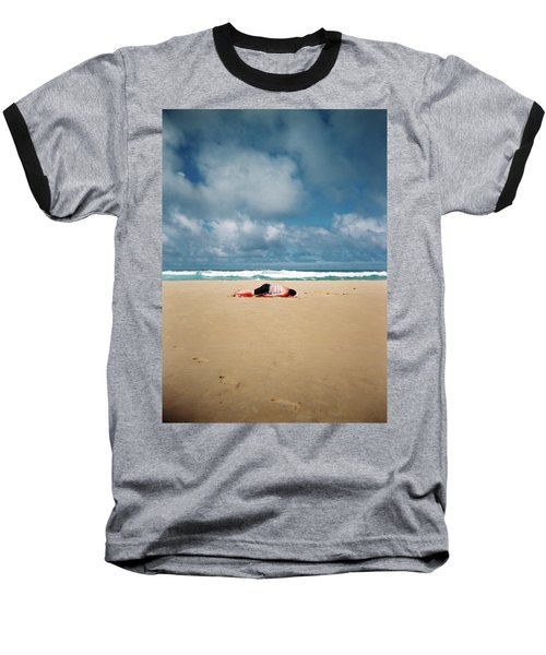 Sunbather Baseball T-Shirt