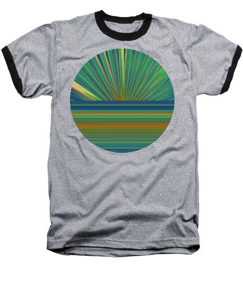 Sunburst Baseball T-Shirt