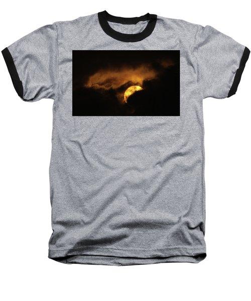 Sunclouds Baseball T-Shirt