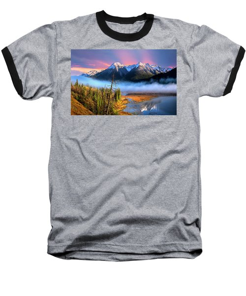 Baseball T-Shirt featuring the photograph Sundance by John Poon