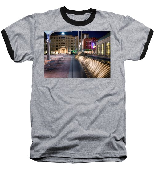 Sundance Square 01715 Baseball T-Shirt
