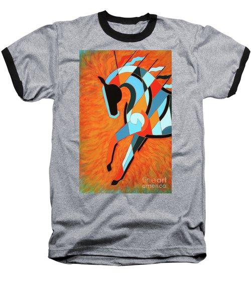 Sundancer Of The Fire II Baseball T-Shirt